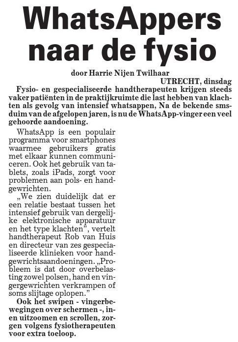 Whatsappers-naar-de-fysio-Telegraaf